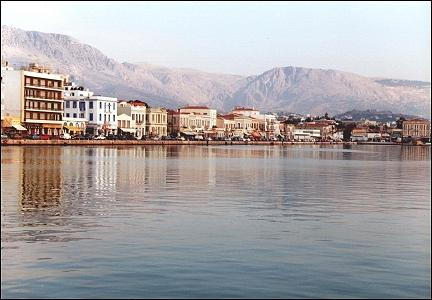 Greece, Chios - Port of Chios City