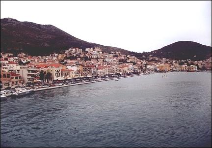 Greece, Samos - Vathi (Samos City)