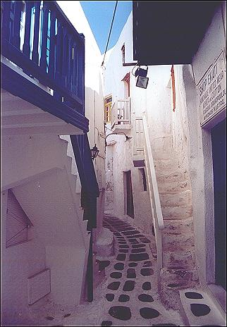 Greece, Cyclades, Mykonos - Mykonos-City