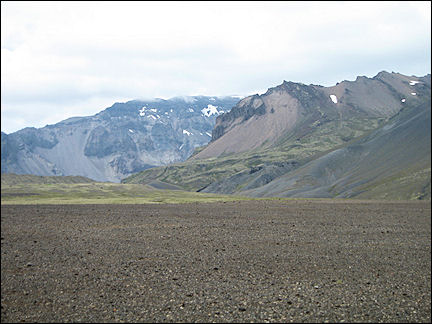 Iceland - Vatnajokull Mountains