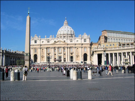 Italy, Rome - Saint Peter Square