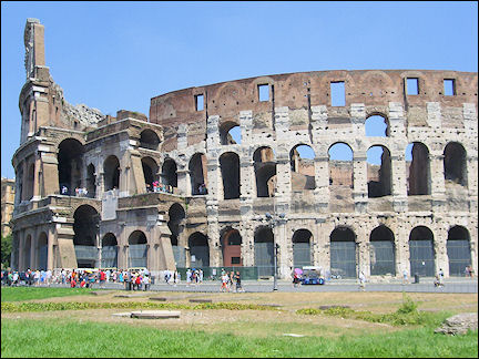 Italy, Rome - Colosseum