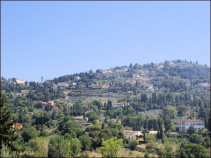 Italy, Florence - Fiesole
