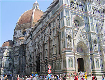Italy, Florence - Duomo