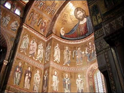 Italy, Sicily - Monreale, Normandic cathedral