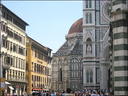 Italy, Tuscany - Firenze, cathedral