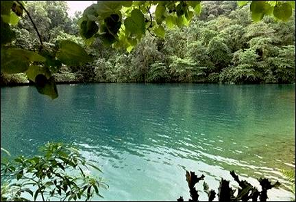 Jamaica - The Blue Lagoon