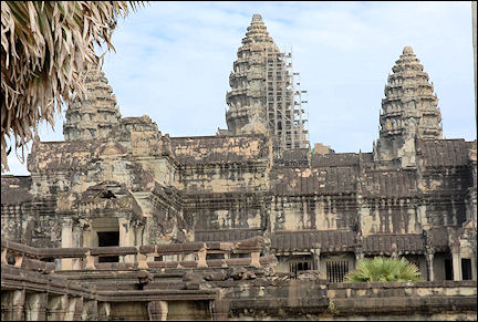 Cambodia - Khmer temple-complex Angkor Wat