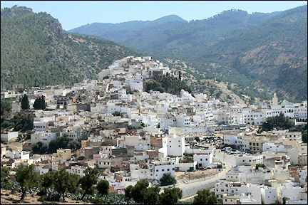 Morocco - Moulay Idriss