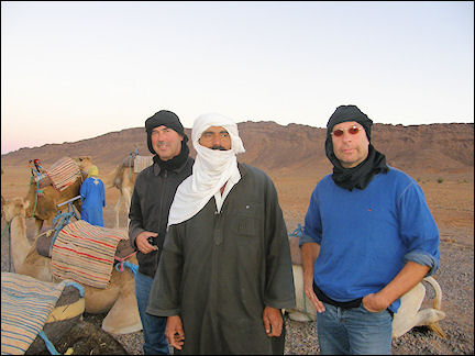 Morocco - Ready for the rough ride through the desert