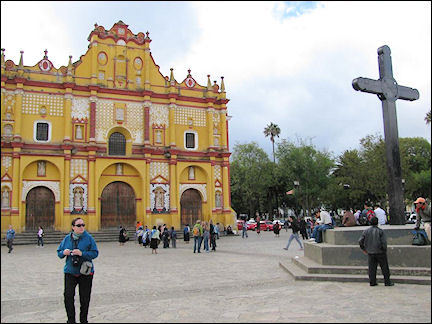 Mexico - Cathedral San Cristobal