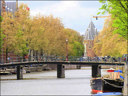 Netherlands, Amsterdam - Historic city center