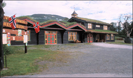 Norway - Old train station