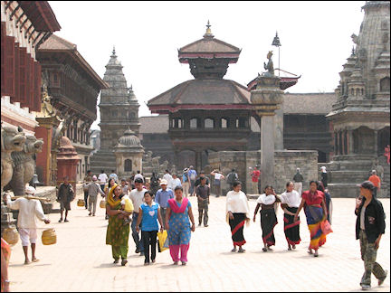 Nepal - Imperial city of Bhaktapur