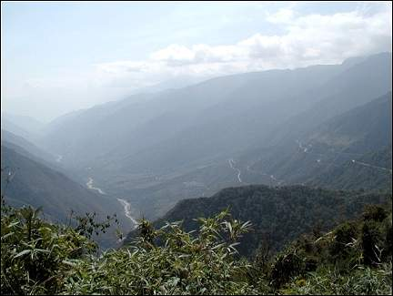 Peru - Valley of the Vilcabamba