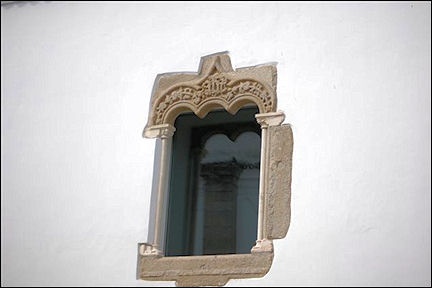 Portugal, Alentejo, Évora - One of many splendid windows