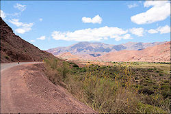 Travelogue Bicycle Vacation Argentina with 44 photos