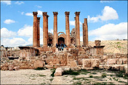 Travelogue Historical Jordan with 22 photos