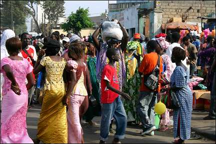 Travelogue bicycle vacation Senegal - Off the Beaten Track travel