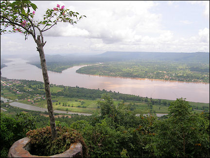 Thailand - View of Mekong