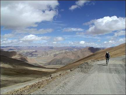 Tibet - Friendship Highway