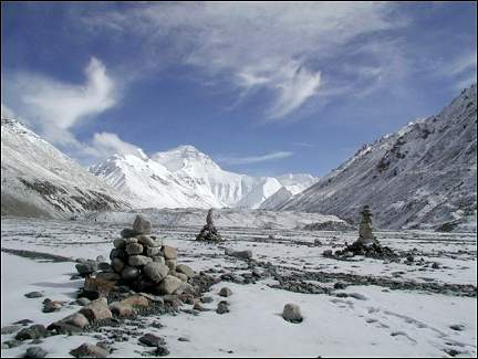 Tibet - Base Camp Mount Everest