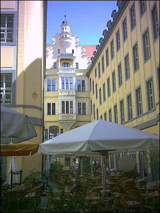 Germany, Leipzig - City center