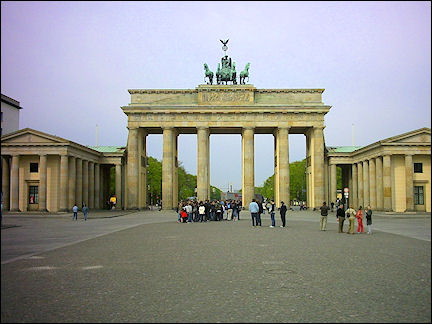 Germany, Berlin - Brandenburger Tor