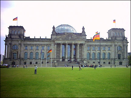 Germany, Berlin - Reichstag