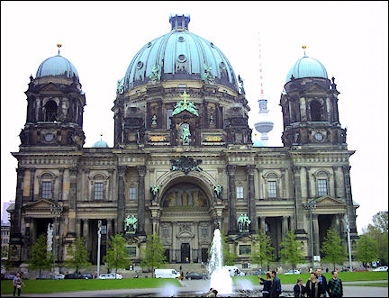 Germany, Berlin - Cathedral