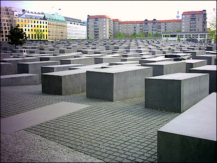 Germany, Berlin - Holocaust Memorial