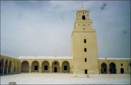 Tunesia - The Great Mosque of Kairouan