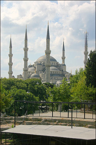 Turkey - Istanbul, Blue Mosque