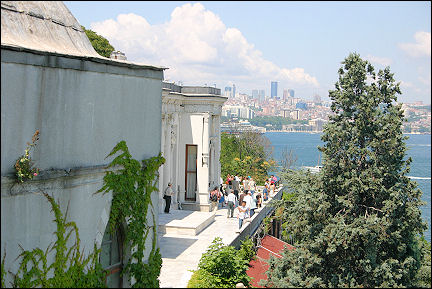 Turkey - Istanbul, view from Topkapi Palace