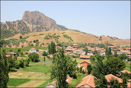Turkey - Landscape near Sardis