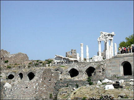 Turkey, West-Anatolia - Pergamon