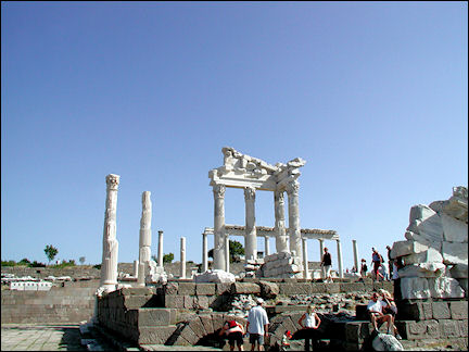 Turkey, West Anatolia - Pergamon