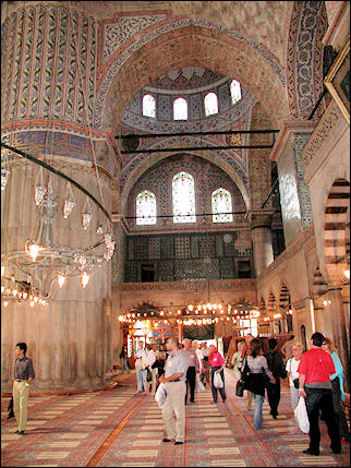 Turkey, West Anatolia - Istanbul, Blue Mosque