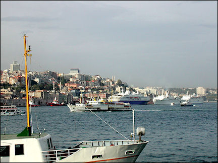 Turkey, West Anatolia - Istanbul, Golden Horn