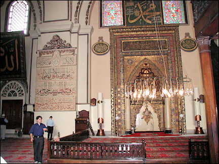 Turkey, West Anatolia - Bursa, Ulu Camii Mosque