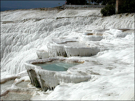 Turkey, West Anatolia - Pamukkale