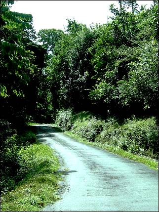 Trinidad and Tobago; - Road Patients Hill