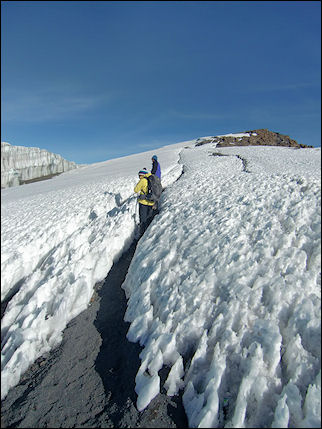 Tanzania - An icy climb to the top of Mt.Kilimanjaro