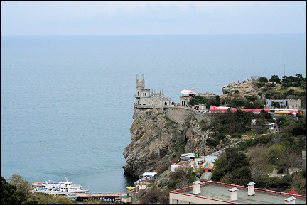 Ukraine - Crimea, Swallownest
