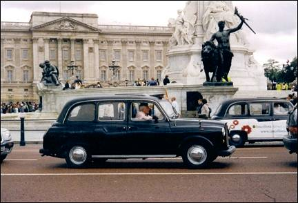 Great Britain, London - Black Cab