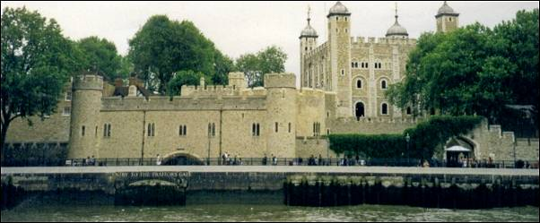 Great Britain, London - Tower of London