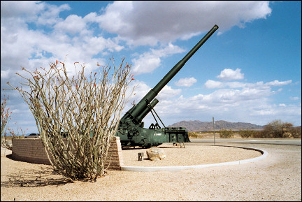 USA, Arizona - Yuma Proving Ground